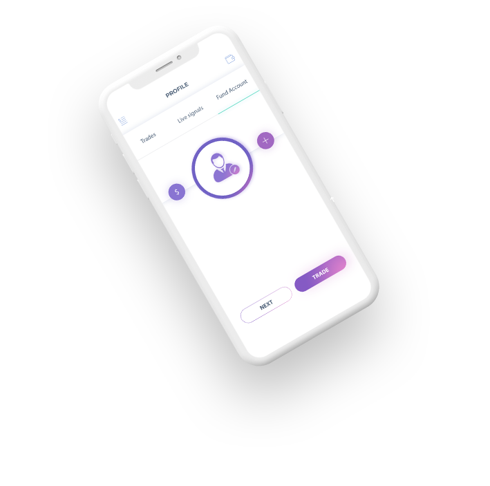 Aplicaciones con perfil de usuario