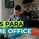 ¡Home Office sin morir en el intento! Prueba estas Apps